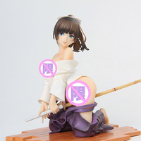 New Creator S Collection Statue Kendo Girl Nadeshiko Saionji Sword Bamboo Native Sexy 1 6 Scale