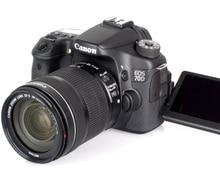 New Original Canon EOS 70D Digital SLR Camera Body + EF-S 18-135mm IS STM Lens