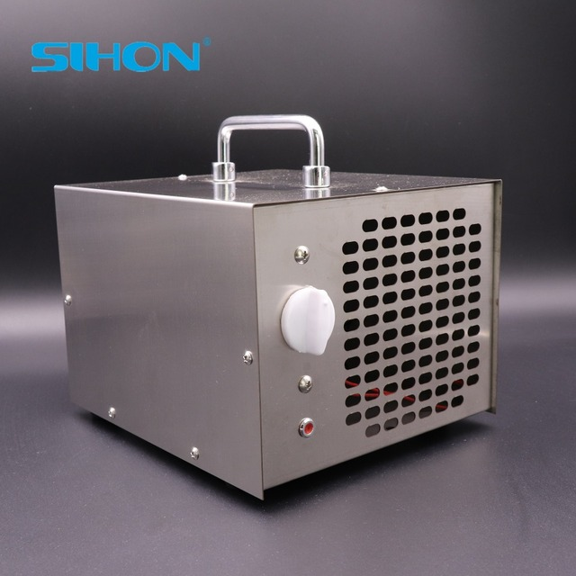 US $79 9  20000mg/h 110v or 220v Ozone Generator Machine for Killing Mold,  Permanently Removing Tobacco, Pet and Musty Odor-in Air Purifier Parts from