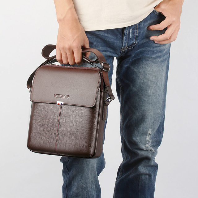 Messenger Bag for Men – Shoulder Crossbody Bag