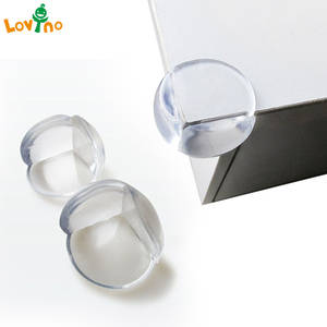 Lovyno Silicone Protector Table-Corner Baby Safety Child Anticollision-Edge--Guards 8/10pcs