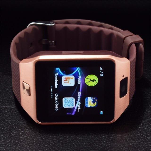 G1 bluetooth smart watch para android whatsapp apoio sim tf homens mulheres reloj inteligente para xiaomi telefone relógio de pulso pedômetro