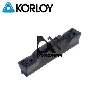 Original Korloy Insert MFMN300 PC5300 MFMN300 NC3120 Carbide Cutting Inserts Lathe Cutter Tools High Quality Turning Tool CNC