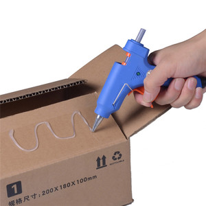 Hohe Temp Heizung Schmelzen Heißer Kleber Pistole 20W Reparatur Werkzeug Wärme Mini Gun EU Verwenden 7mm Kleber Sticks optional Basis Durch EXCITEDWORK