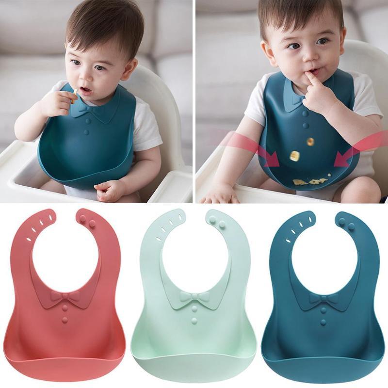 Trend Cool Baby Kids Cotton Bandana Bibs Feeding Saliva Towel Dribble Waterproof