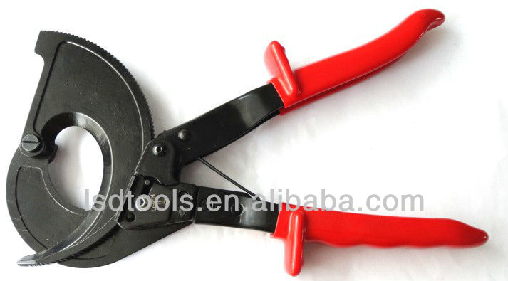 Ratchet Cable Cutter cutting tools 400mm2 cables HS-520A cable cutting plier clippers scissors wire cutter цена