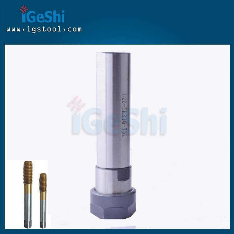 C20 ER16 60L floating tapping collet chuck  ER16 tapping holder and Engraving tool new  цены
