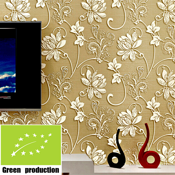 Buy modern european 3d wallpaper for for Where can i purchase wallpaper
