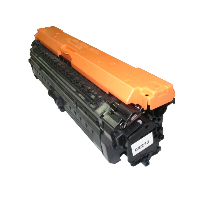 Compatible with CE270A Toner Cartridge EP Chip Large Capacity for HP650A CE270A CP5525dn M750 M650 Laser Printer-Yellow