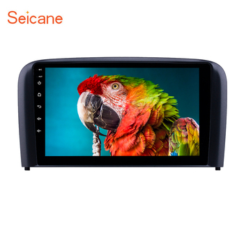 Seicane 9 Android 8.1 Car GPS Radio for 2004 2005 2006 Volvo S80 AUX support Carplay DVR OBD Digital TV Car Multimedia player image