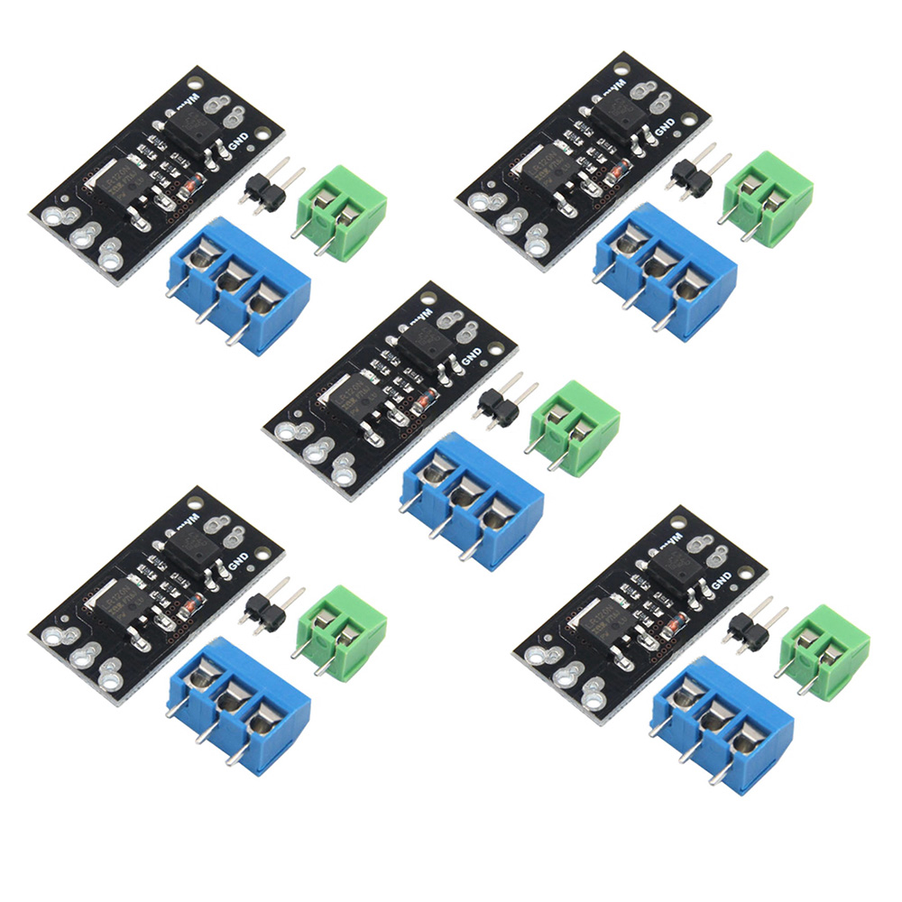 5PCS/lot FR120N Isolated MOS Tube Module MOSFET Control Field Effect Module 100V 9.4A