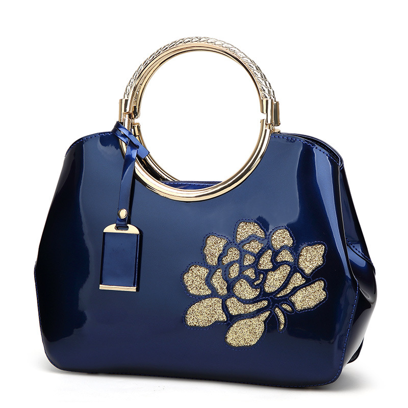 Women Bag High Quality Patent Leather Ladies Cross Body Messenger Shoulder Bags Women Famous Brand Handbags Bolsa Feminina A0358 casual women leather handbags bucket shoulder bags ladies cross body bags large capacity ladies shopping bag bolsa 6 colors