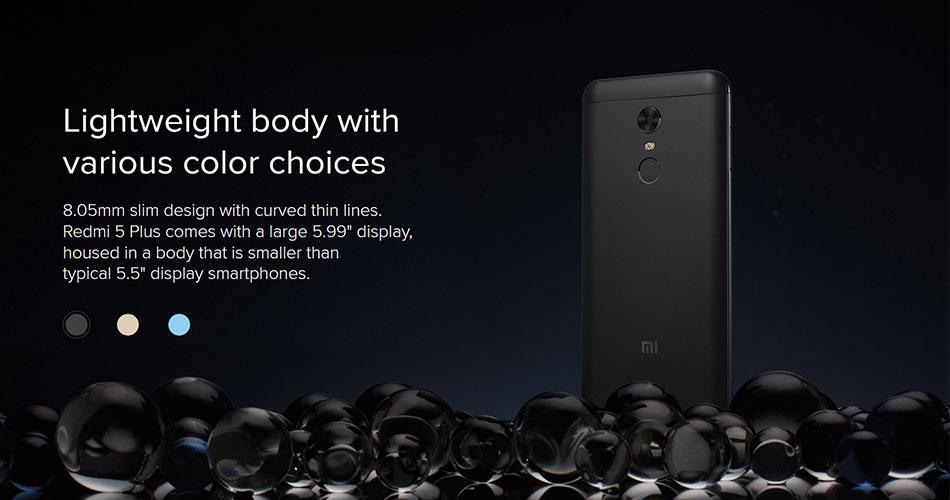 Xiaomi Redmi 5 Plus 64gb (4)