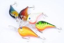 1Pcs/Lot 9.5cm/11.2g Simulation Fish Fishing Baits Lure Crank Artificiais Hard Pesca Iscas Jerkbaits Wobblers For