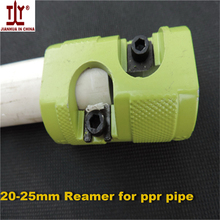 Plumber-Tools Pipe Reamer Calibrator Pex-Al-Pex/ppr Plastic The Tube 20-25mm Hand-Manual