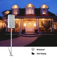 70 LEDs IP65 1100LM Solar Outdoor Light Panel Powered Motion Sensor Led Lamp Energy Saving Wall Lamp Solar Security Lights