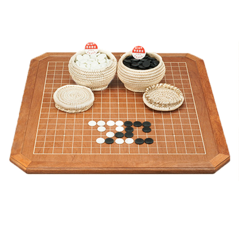 BSTFAMLY Magnetic Go Chess 19 Road 361 Pcs/Set Chinese Old Game of Go Weiqi International Checkers Folding Table Toy Gifts LB11 bstfamly chinese chess red wood fold box size 6 old game of go xiang qi international checkers folding toy gift no magnetic lc21