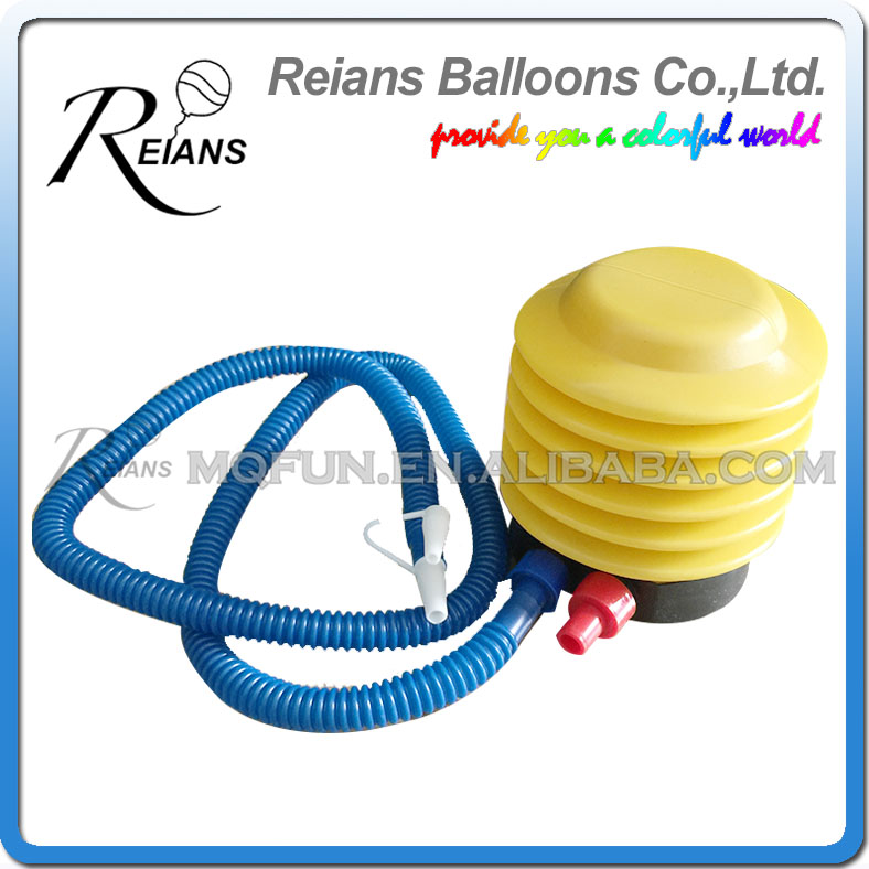 REIANS Essential Inflatable Balloon Foot Pump Air Inflator Party Foil Balloons Air Pump Portable Useful Ball Decoration Tools