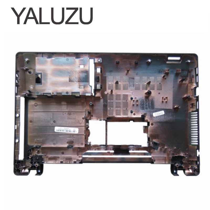 YALUZU NEW for Asus A53U A53 X53 X53BY A53U K53TK K53 A53T K53U K53B X53U K53T X53B Laptop Bottom Base Case Cover D shell lower new palmrest upper case bezel top case touchpad cover for asus k53 k53t k53u x53u x53b k53b a53u x53z c cover ap0k3000200