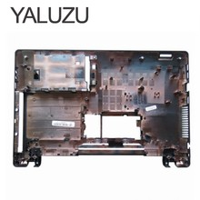 YALUZU NEUE für Asus A53U A53 X53 X53BY A53U K53TK K53 A53T K53U K53B X53U K53T X53B Laptop Bottom Basis fall Abdeckung D shell niedrigeren(China)
