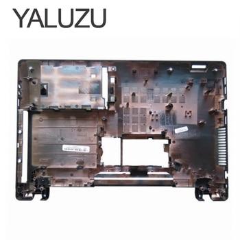 YALUZU NEW for Asus A53U A53 X53 X53BY A53U K53TK K53 A53T K53U K53B X53U K53T X53B Laptop Bottom Base Case Cover D shell lower цена 2017