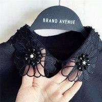 Borboleta de Moda de nova Senhora Elegante Camisa Jantar Vestido Tie Datachble Datachble Coleiras Coleiras Laços Presentes Originais para Senhoras Bonitos
