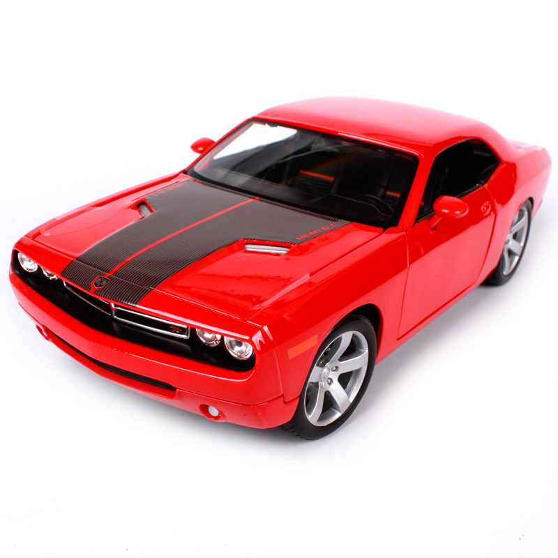 Maisto 1:18 2006 DODGE CHRLLENGER Concept Sports Car Diecast Model Car Toy New In Box Free Shipping 36138 mercedes benz sls 1 18 maisto amg gt car model alloy diecast boy gift collection sports car fast