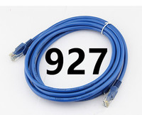 B927 Ethernet Cables Ethernet Connector Network Internet Cable Patch Lead Wire Flat Wire Black