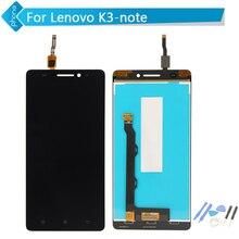 Original para lenovo k3 note pantalla lcd asamblea de pantalla táctil digitalizador para lenovo k50 + herramientas