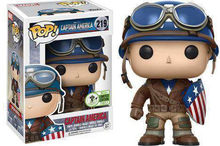 CAPITÃO AMÉRICA Modelo pop Figura Collectible Toy Modelo para o presente(China)