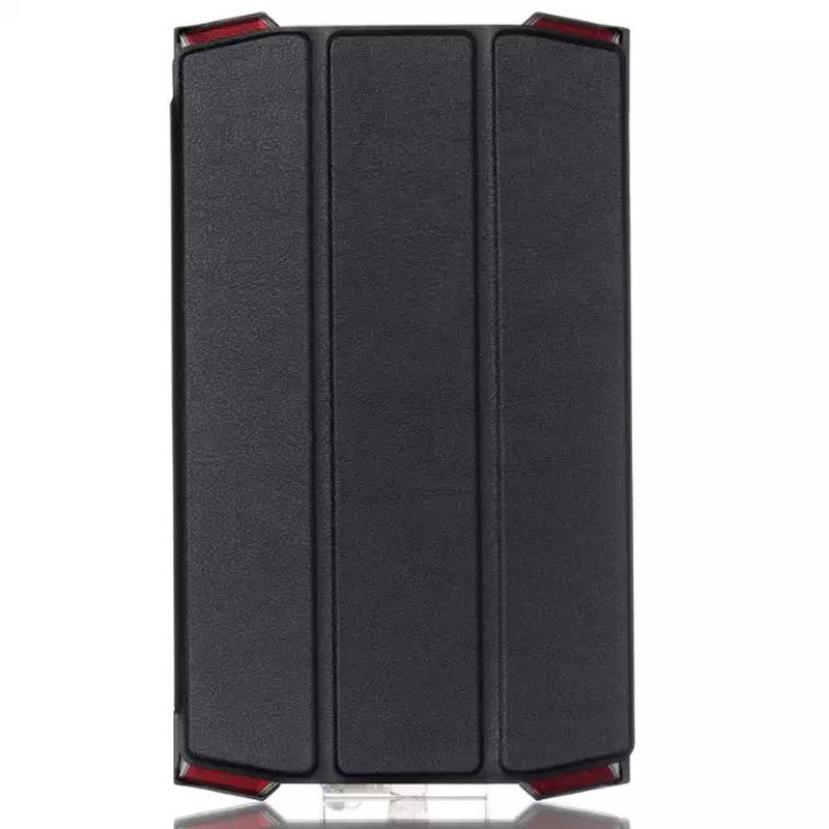"Beautiful Gift New Leather Folding Stand Folio Flip Case Cover Pouch For ACER <font><b>Predator</b></font> 8 8"" GT-810 Free Shipping Mar17"