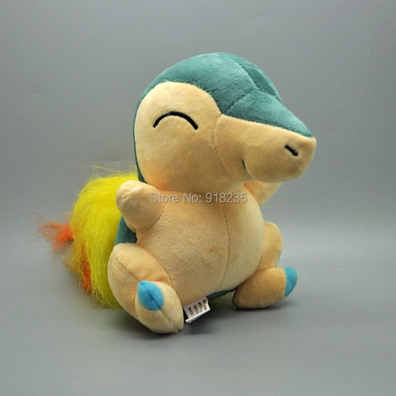 10 Lot New Cyndaquil 6 Plush Doll Anime Cartoon For Kids Soft Great Gifts Stuffed Toys