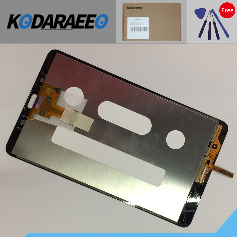 Kodaraeeo NEW Touch Screen Digitizer +LCD Display Full Assembly Screen For Samsung Galaxy Tab Pro T325 SM-T325 T321 SM-T321 full lcd display touch screen digitizer for samsung galaxy a5 2016 sm a510 a510 black white