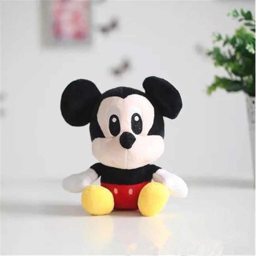 20 см милый Микки Маус Минни Микки плюшевые игрушки куклы мягкие животные мягкие игрушки детские игрушки подарки