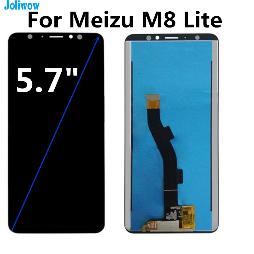 Per Meizu M8 lite Schermo LCD Display + Touch Panel Digitizer Con Telaio Per Meizu Meilan 8 M8lite Display LcdPer Meizu M8 lite Schermo LCD Display + Touch Panel Digitizer Con Telaio Per Meizu Meilan 8 M8lite Display Lcd