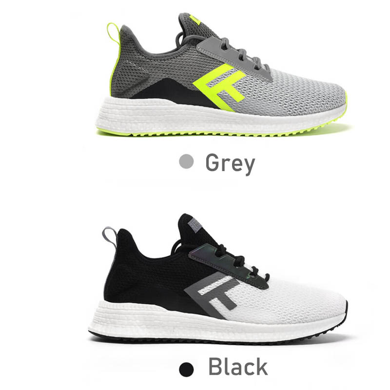 In Stock Xiaomi FREETIE Sports Shoes Cross Lightweight Elastic Breathable Refreshing Damping Non slip Men Shoes Running Sneaker in Smart Remote Control from Consumer Electronics