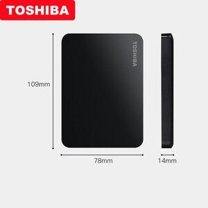 """Image 3 - 東芝 Canvio 基本 HDD 2.5 """"A3 USB 3.0 外部ハードドライブ 2 テラバイト 1 テラバイトポータブルハードディスク externo ディスコ duro externo ハードドライブ"""
