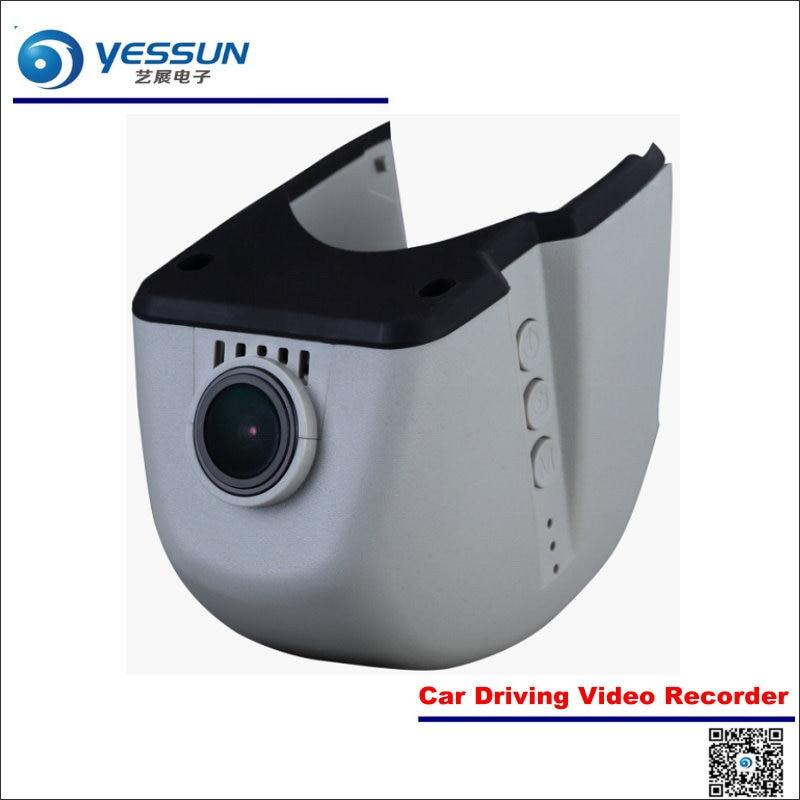 For Audi A3 A4L A6L A7 A8 Q3 Q5 Car DVR Driving Video Recorder Front Camera Black Box Dash Cam - Head Up Plug Play