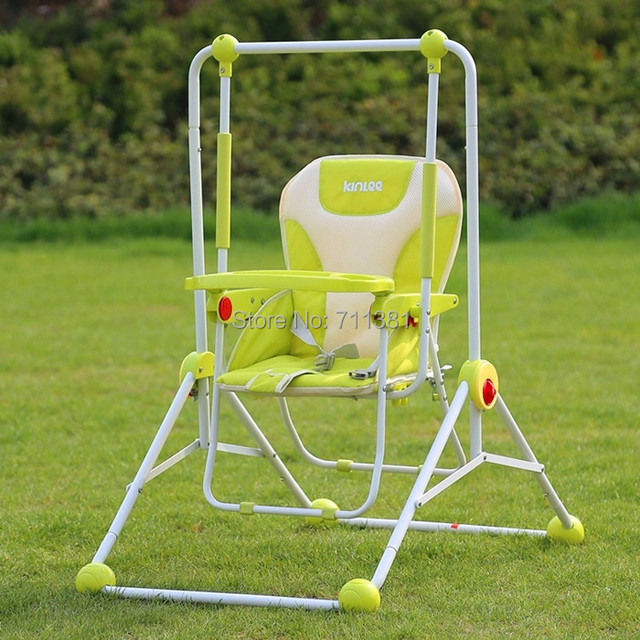 Ordinaire High Quality Infant Swing Indoor/Outdoor Baby Chair For Child Swing 3  Colors Cotton/