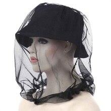 Москитная шляпа от насекомых, охотничьи шапки, сетка для головы, защита для лица, для кемпинга, походов, защита для лица, для путешествий на открытом воздухе, кепка N