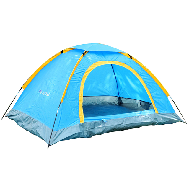 Beach Tent sun shelter 2 Person Canvas c&ing UV Protection Double-sided Zipper Waterproof Folding  sc 1 st  AliExpress.com & Beach Tent sun shelter 2 Person Canvas camping UV Protection ...