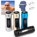 Natación Buceo Waterproof MP3 Player Deportes Reproductor de MP3 con Auriculares USB Cable de Carga Marca Brazo Incorporado 4 GB 8 GB 16 GB