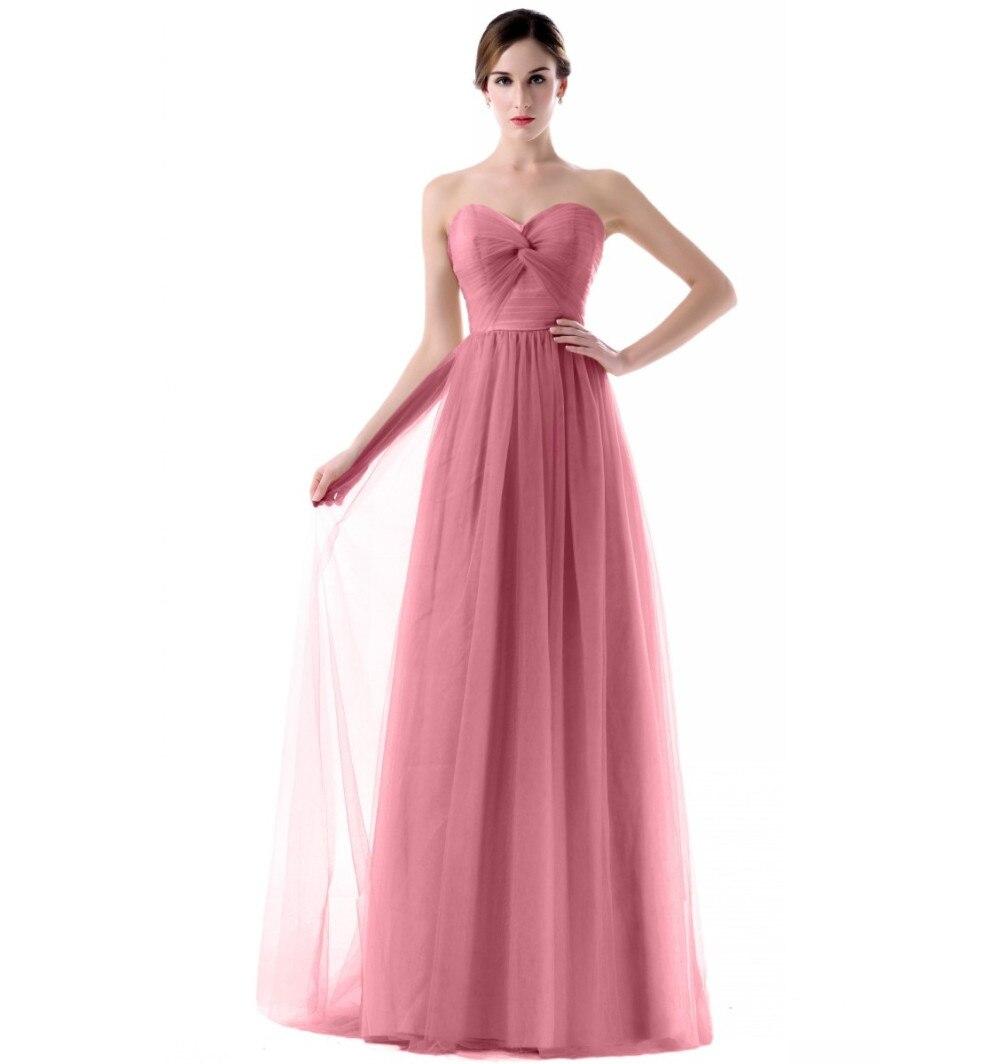 Vistoso Damas De Honor Vestidos De Color Púrpura Debajo De 100 ...