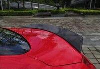 Углеродного волокна задний спойлер автомобиль Стайлинг автомобильные аксессуары подходят для Infiniti G37 фунтов тела комплект