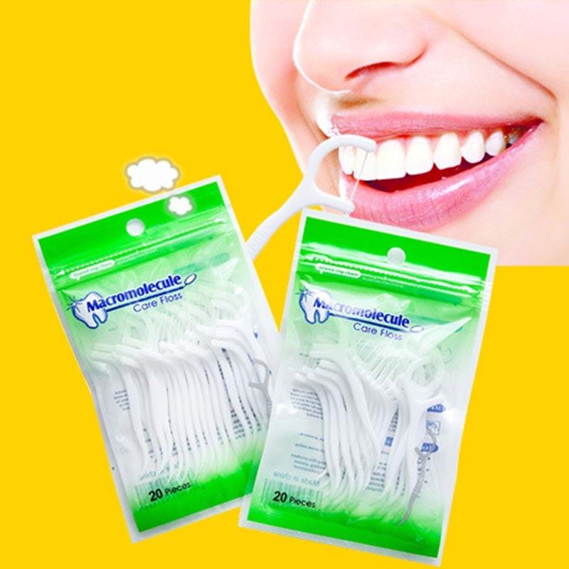Mundhygiene Clever 1 Pack Einweg Dental Zahnpflege Zahn Sauber Zahnseide Flosser Picks Zähne Zahnstocher Stick Gesundheit Schönheit Werkzeuge FüR Schnellen Versand Schönheit & Gesundheit