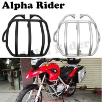 Motorcycle Engine Guard Cover Protector Front Lower Bumper Buffer Crash Bar For BMW F650GS G650GS GS650