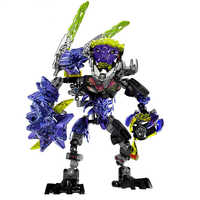 BIONICLE 102pcs Qurke Beast figures 613-4 Building Block toys Compatible Sermoido BIONICLE Gift