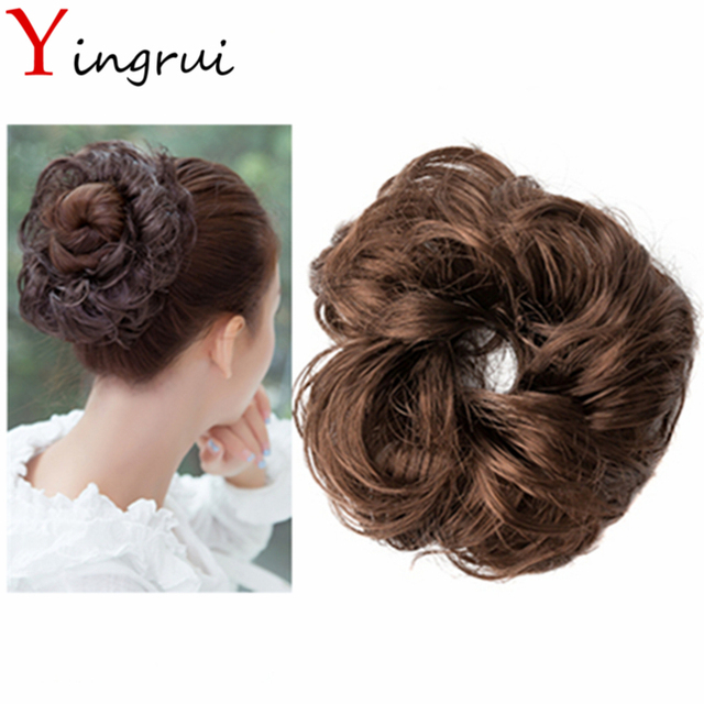 3 Colors Matte Hairpiece Updo Hair Bands Diy Hair Device Hairstyle