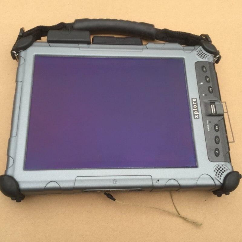 Aktiv Auto Diagnose Laptop Xplore Ix104 C5 Tablet (i7 4g) Computer Mit Mini Ssd Super Kann Arbeitet Für Mb-stern C4/sd C5 Für Bmw Icom