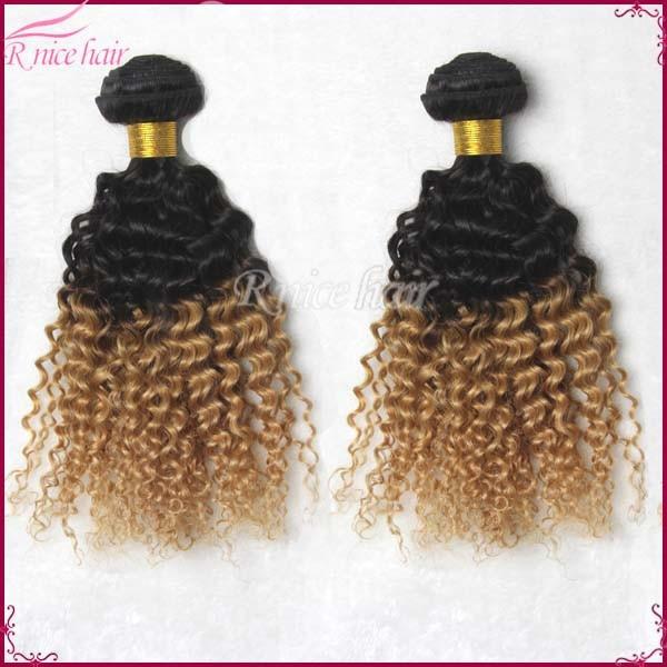 Aaaaa Ms Lula Curly Hair Extension 3 Bundles Kinky Twist Hair Two